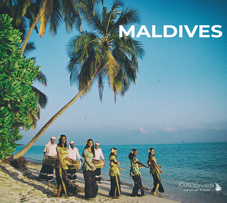 Photo Du Jour : Photo Vintage des Maldives
