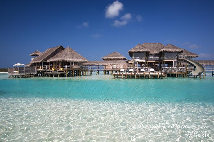 La plus grande villa sur pilotis au monde la private - Maison sur pilotis maldives ...