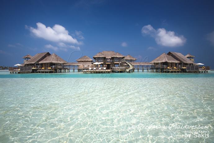 32 photos de la plus grande villa sur pilotis au monde - Maison sur pilotis maldives ...
