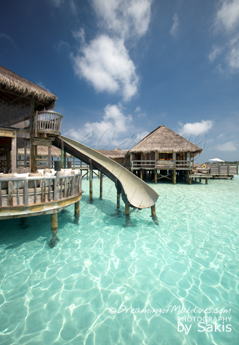 32 photos de la plus grande villa sur pilotis au monde gili lankanfushi maldives. Black Bedroom Furniture Sets. Home Design Ideas