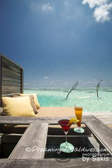 La Plus Grande Villa sur Pilotis au Monde. The Private Reserve, Gili Lankanfushi Maldives