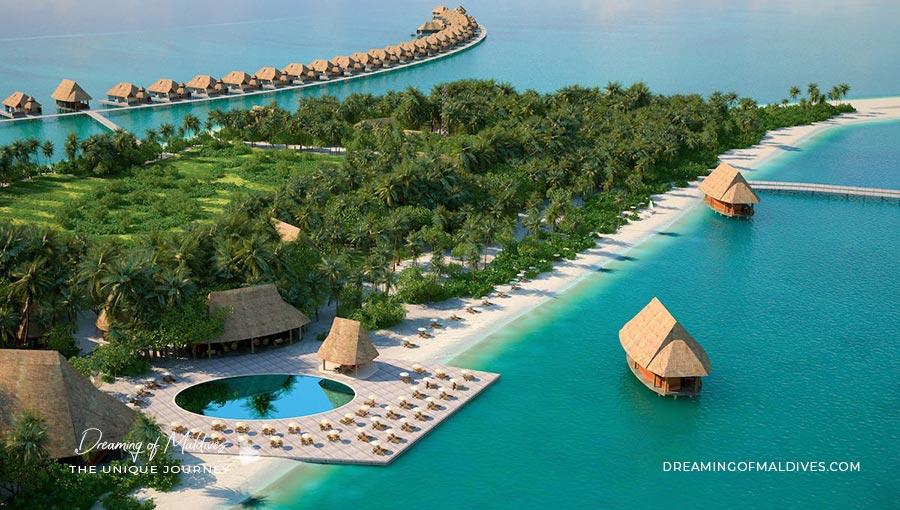 Ouverture Hotel Pullman Maldives Maamutaa ( Atoll de Gaafu Alifu ). Ouverture fin 2019