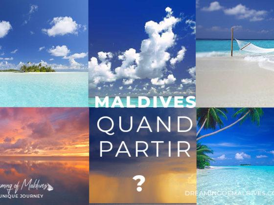 Quelle Est Meilleure Saison Pour Visiter Les Maldives ?