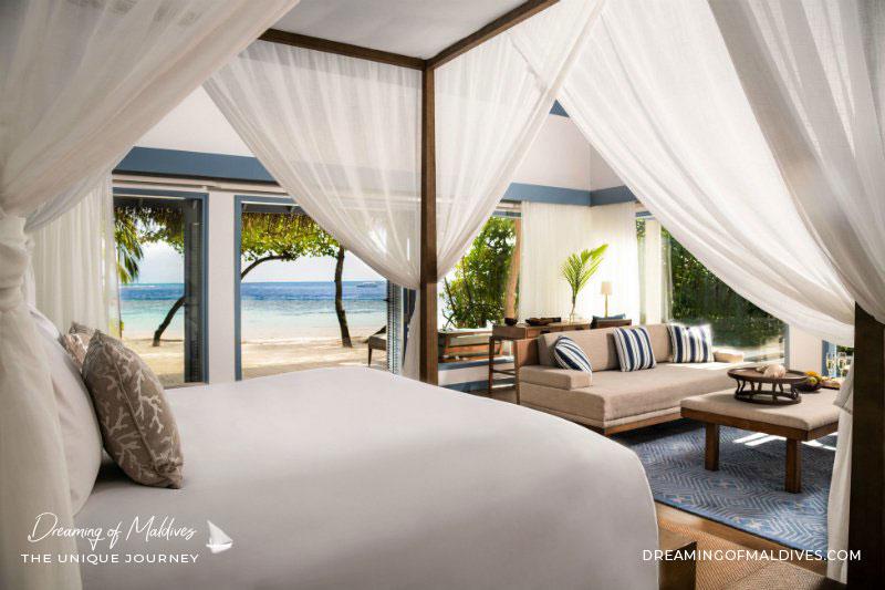 Ouverture Hotel Raffles Maldives Meradhoo