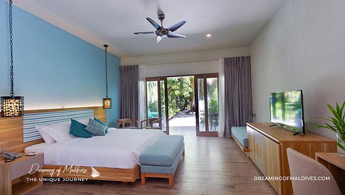 Ouverture Hotel Rahaa Resorts