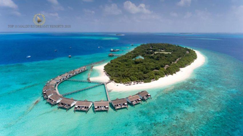 TOP 10 Meilleurs Hôtels des Maldives 2018 Demi Finaliste