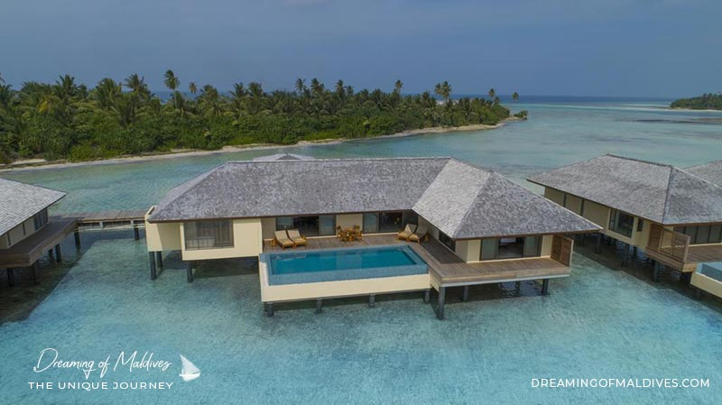 Ouverture Hotel The Residence Maldives at Dhigurah