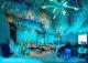 SUBSIX restaurant bar discotheque sous la mer hôtel maldives niyama