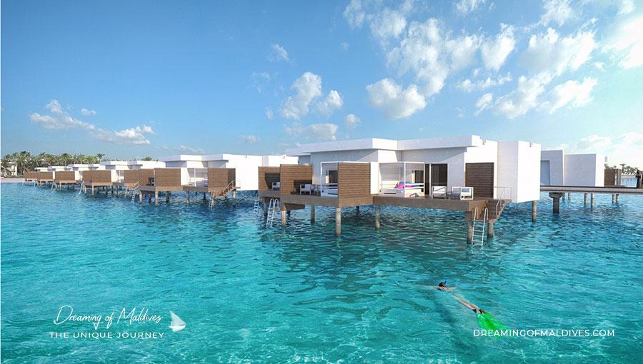 Ouverture Hotel Hôtel Riu Atoll. Ouverture en Juin / Juillet 2019
