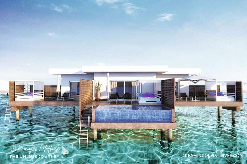 Ouverture Hotel Hôtel Riu Atoll