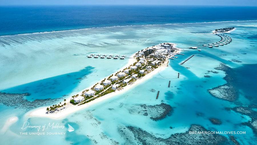 Ouverture Hotel Hôtel Riu Palace ( Atoll de Dhaalu ). Ouverture en Juin / Juillet 2019