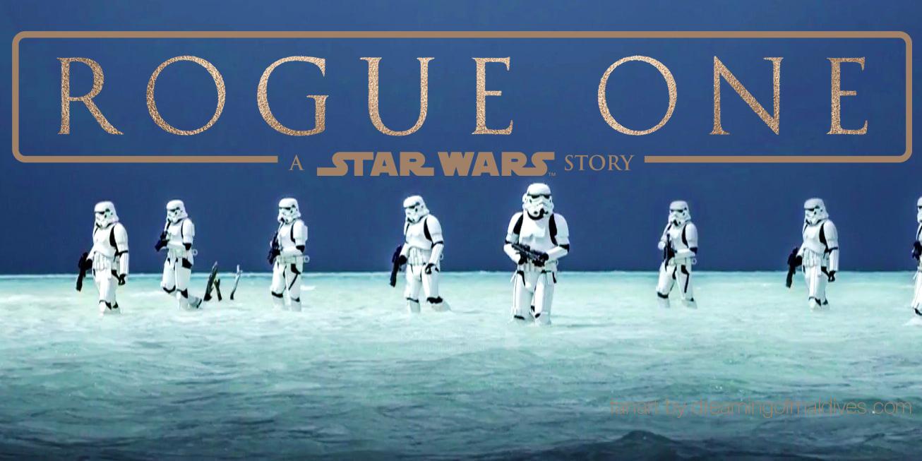 Le tournage de Star Wars Rogue One aux Maldives. La Planète Scarif dévoilée