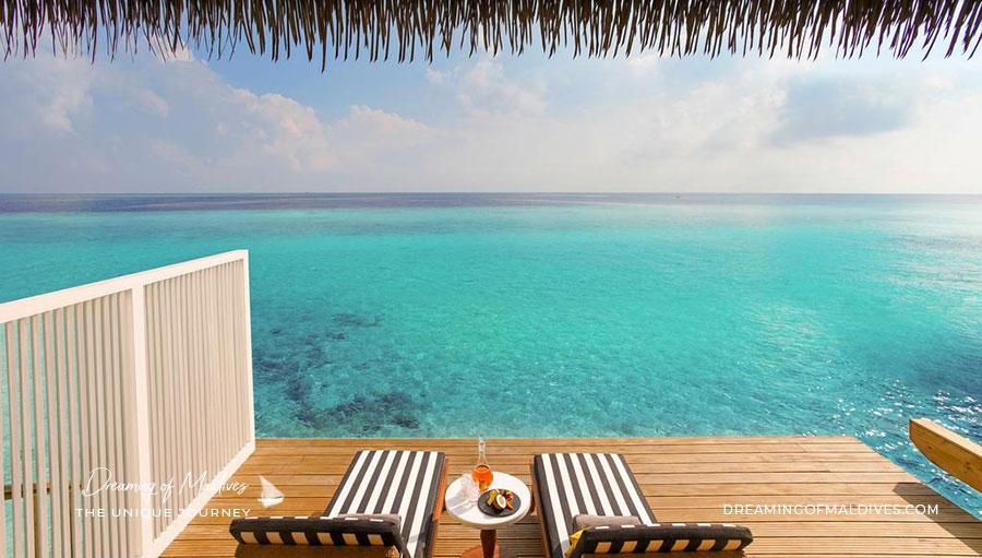 Ouverture Hotel SAii Lagoon Maldives ( Atoll Nord de Malé ). Ouverture le 1er Août 2019