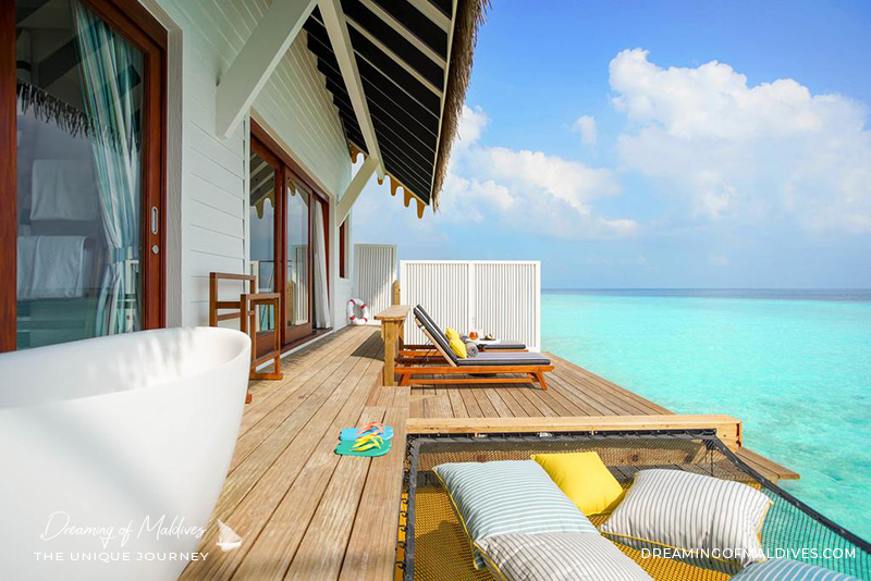 Ouverture Hotel SAii Lagoon Maldives