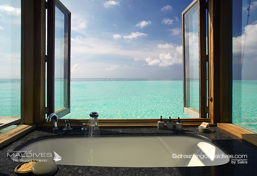 R ves de salles de bain ou les plus belles salles de bain for Chambre de bain de reve