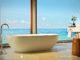 photo de salles de bain de rêve. les plus belles salles de bain baignoires et jacuzzis vus aux Maldives jumeirah dhevanafushi