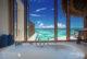 photo de salles de bain de rêve. les plus belles salles de bain baignoires et jacuzzis vus aux Maldives w retreat maldives