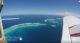 Saut en parachute aux Maldives