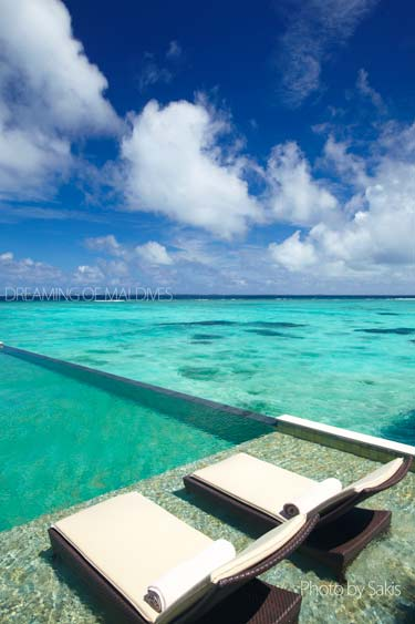 Photo du jour : Shangri-La's Villingili Maldives