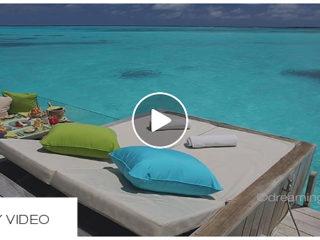 Iles Maldives. La petite Vidéo du Jour Six Senses laamu