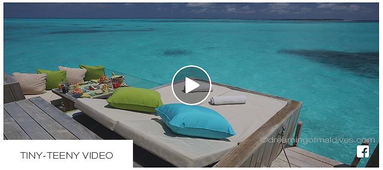 La petite Vidéo du Jour. Six Senses Laamu, Villa sur Pilotis