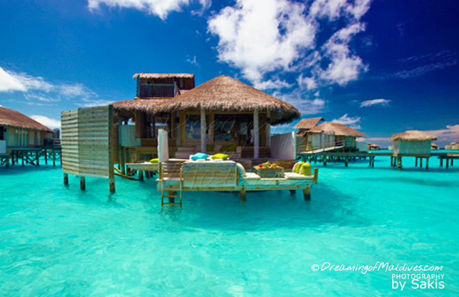 Six Senses Laamu best maldives water Villas