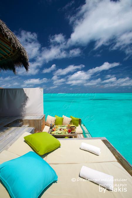 Six Senses Laamu meilleure villa sur pilotis maldives