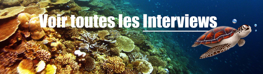 Interviews PLongeurs Maldives