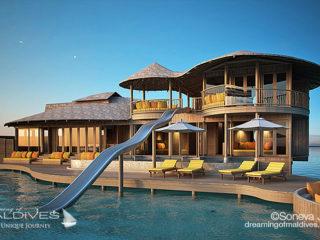 Soneva Jani, le nouvel Hôtel de Rêve des Maldives, prévu pour fin 2016