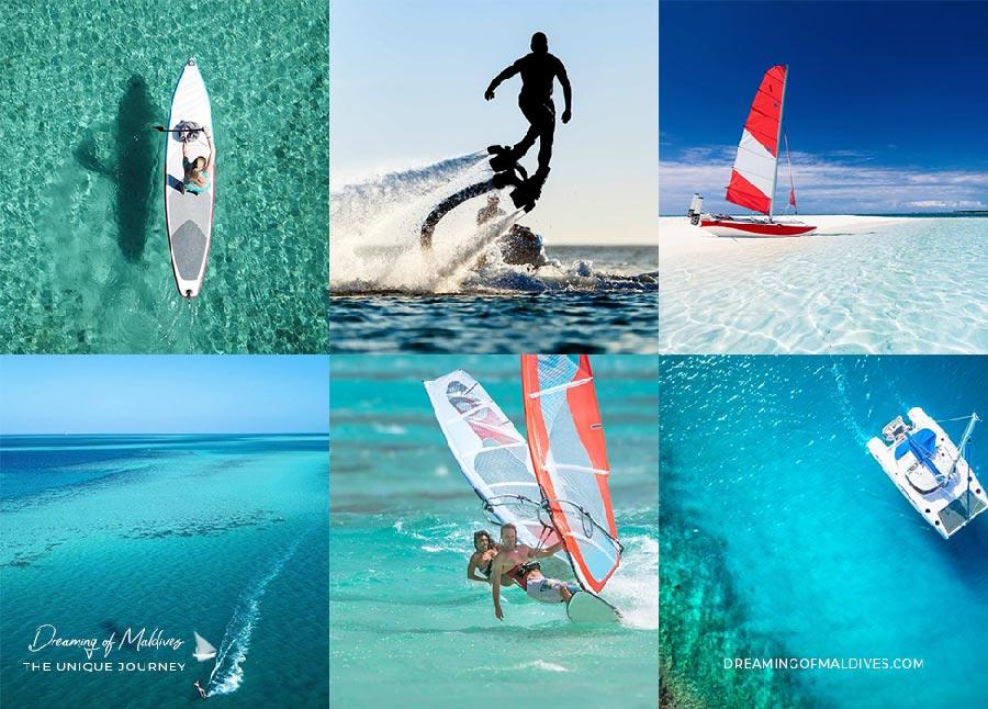 sports nautiques LUX* North Male Atoll Maldives