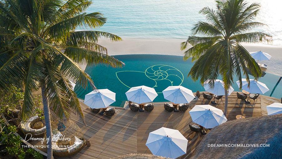 Ouverture Hotel The Nautilus nouvel hôtel Maldives 2019