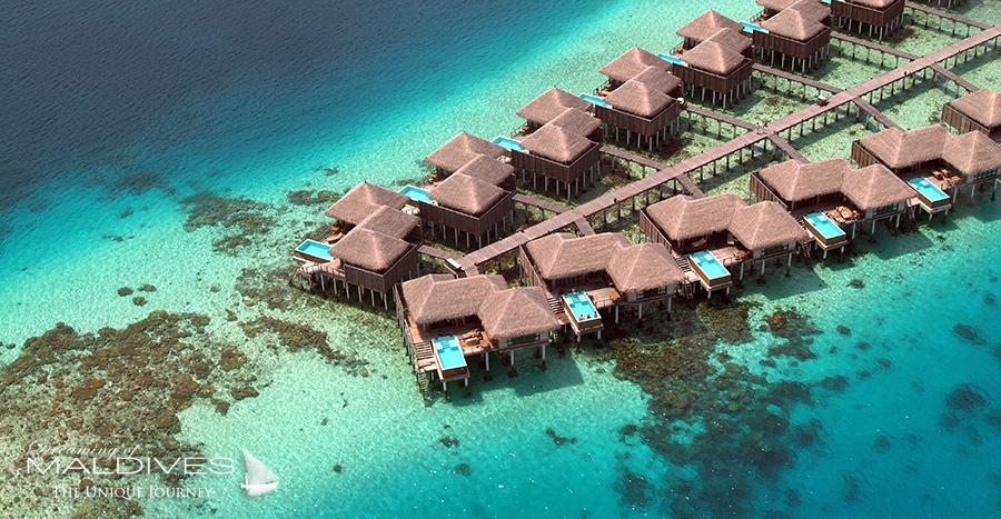 Top 10 Hôtels des Maldives