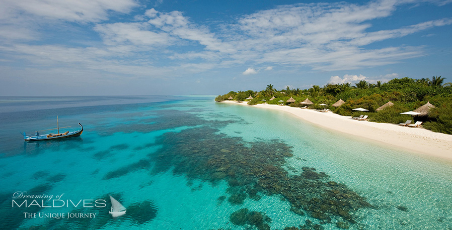 Four Seasons Landaa Giraavaru Top 10 Hôtels des Maldives 2016 par Dreaming of Maldives. Choix Lecteurs