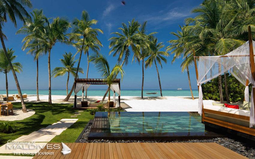 One and Only Reethi Rah Top 10 Hôtels des Maldives 2016