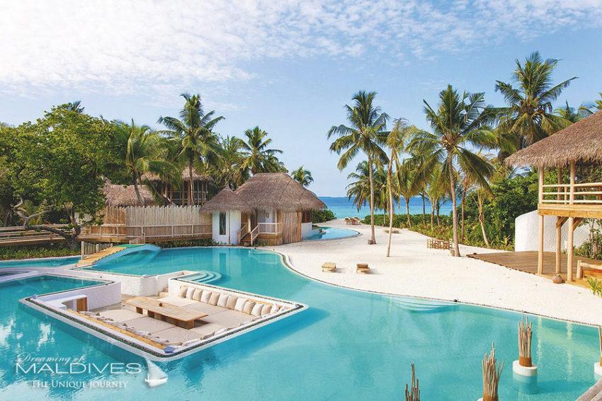 Soneva Fushi Top 10 Hôtels des Maldives 2016