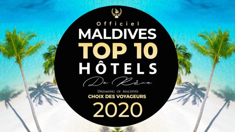 vidéo TOP 10 Hôtels de Rêve Maldives