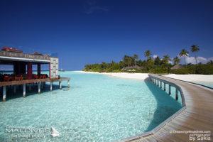 top 10 hôtels de rêve des maldives 2015 Anantara Kihavah Villas Maldives