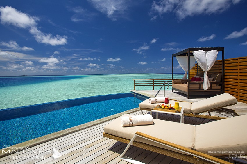 top 10 hôtels de rêve des maldives 2015 Baros Maldives