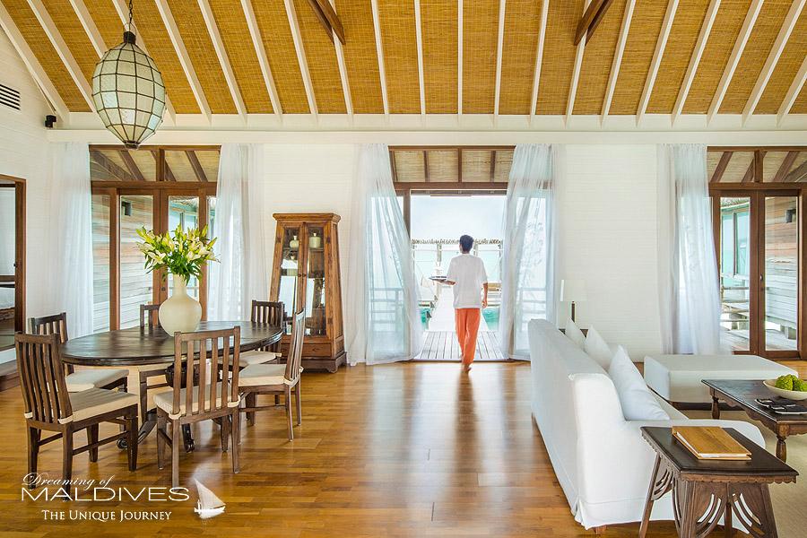 top 10 hôtels de rêve des maldives 2015 Cocoa Island