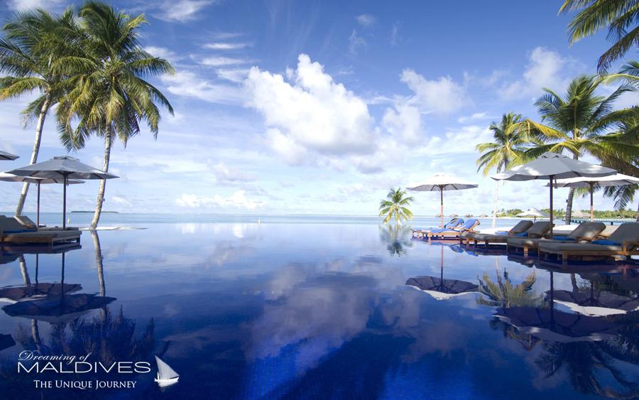 top 10 hôtels de rêve des maldives 2015 Conrad Maldives Rangali Island