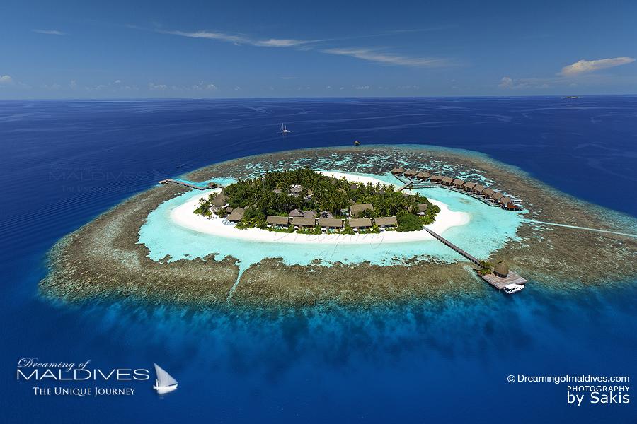 top 10 hôtels de rêve des maldives 2015 Kandolhu Island