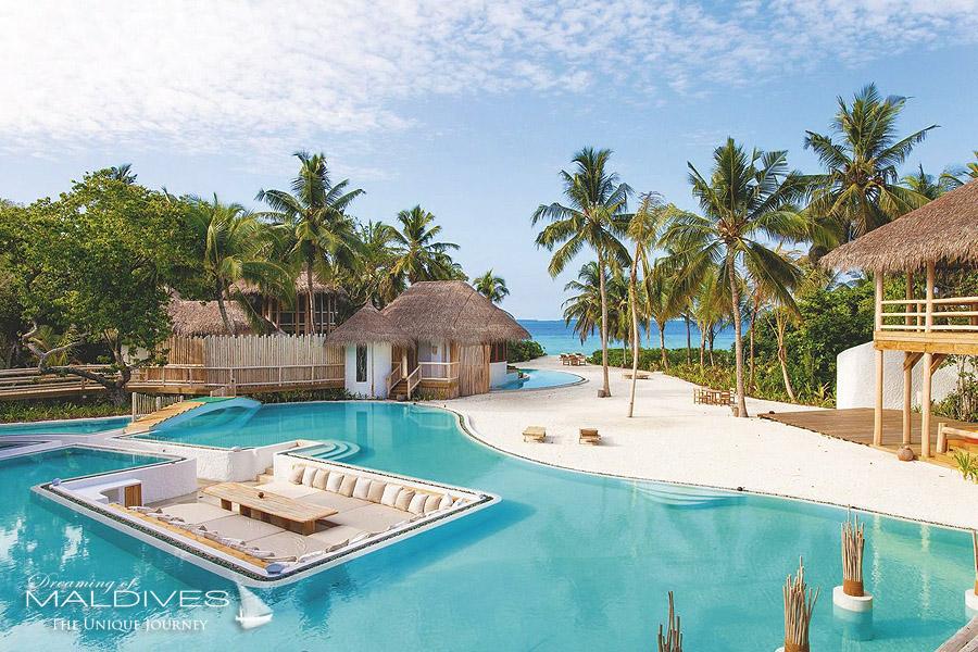 top 10 hôtels de rêve des maldives 2015 Soneva Fushi