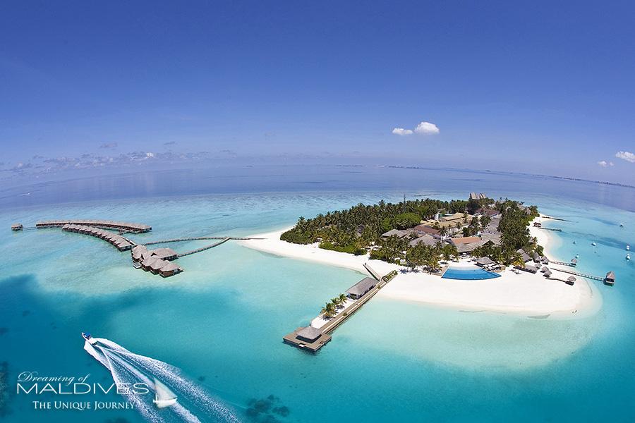 top 10 hôtels de rêve des maldives 2015 Velassaru Maldives