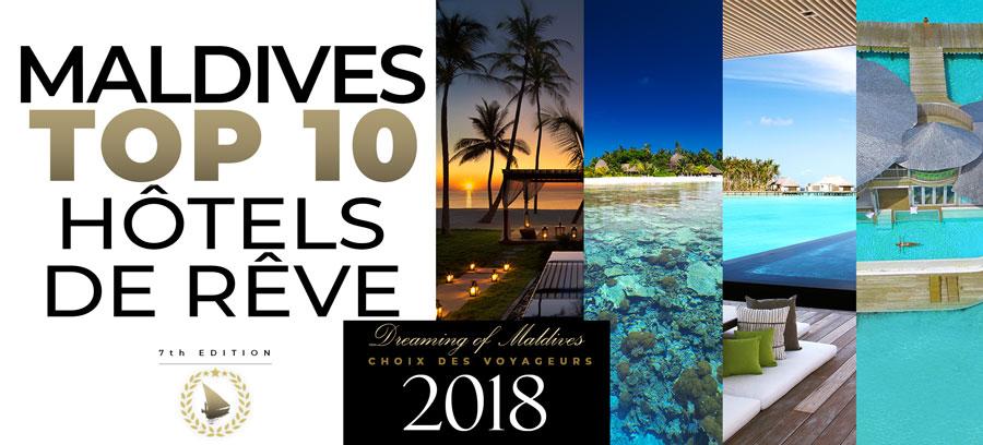 TOP 10 Des Meilleurs Hôtels des Maldives 2018. Vos Hôtels de Rêve