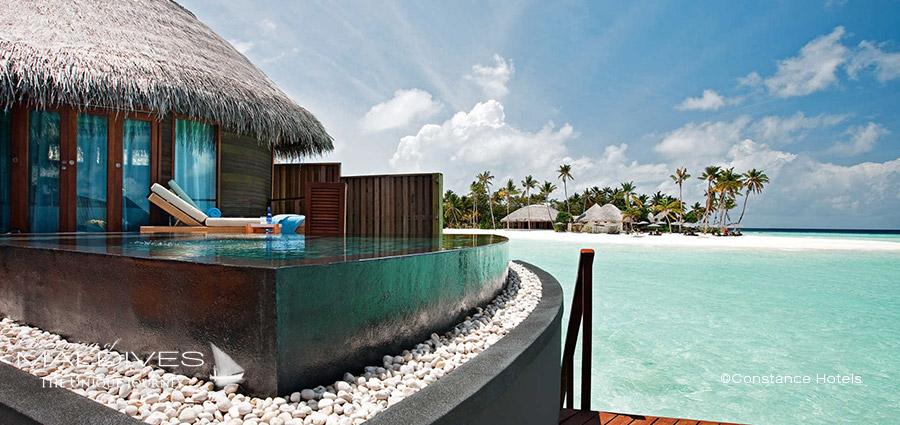 Constance Halaveli TOP 10 des meilleurs des Maldives 2017 . Officiel Choix des voyageurs