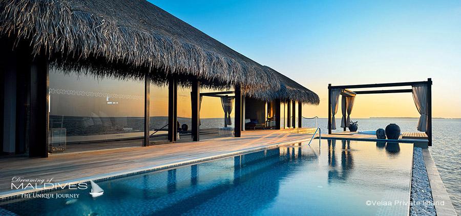 Velaa Private Island TOP 10 des meilleurs des Maldives 2017 . Officiel Choix des voyageurs