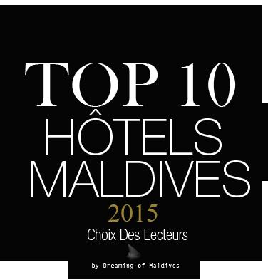 Le TOP 10 Des Hôtels 2015