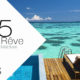 TOP 5 choses à faire à l'hôtel W Maldives.