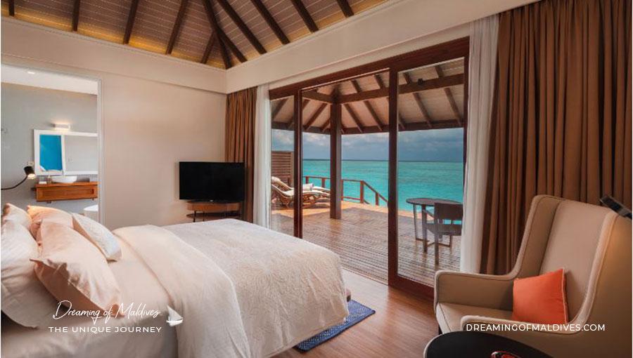 Ouverture Hotel VARU by Atmosphere ( Atoll Nord de Malé ). Ouverture en Octobre 2019