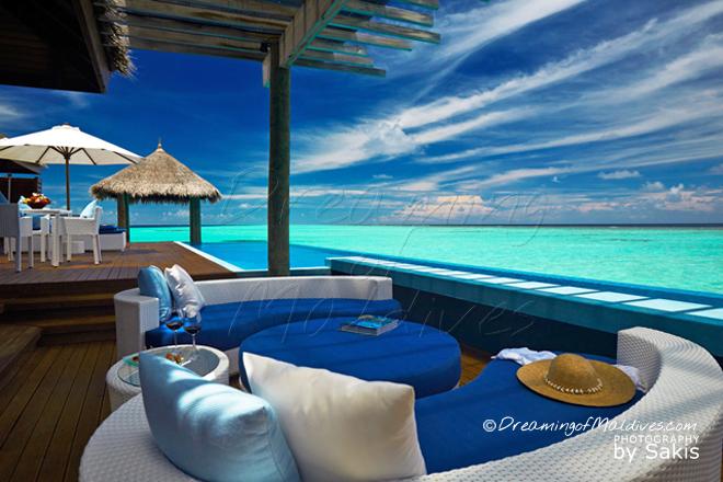 Velassaru Maldives meilleure villa sur pilotis maldives